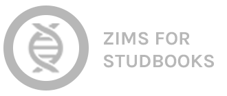 Icon Zims Studbook Off