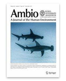 Ambio - scientific publications
