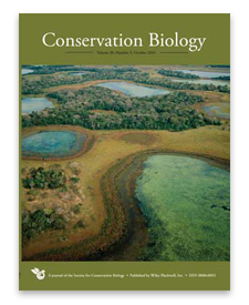Conservation Biology - scientific publications