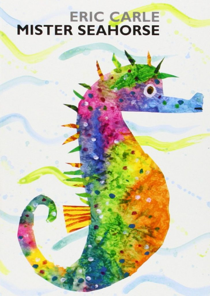 eric carle – mister seahorse