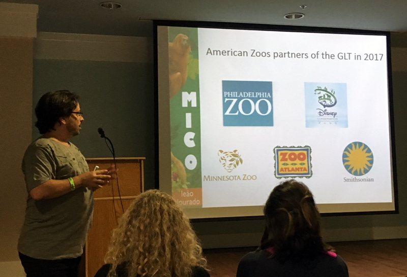 Save The Golden Lion Tamarin Zoo Partners