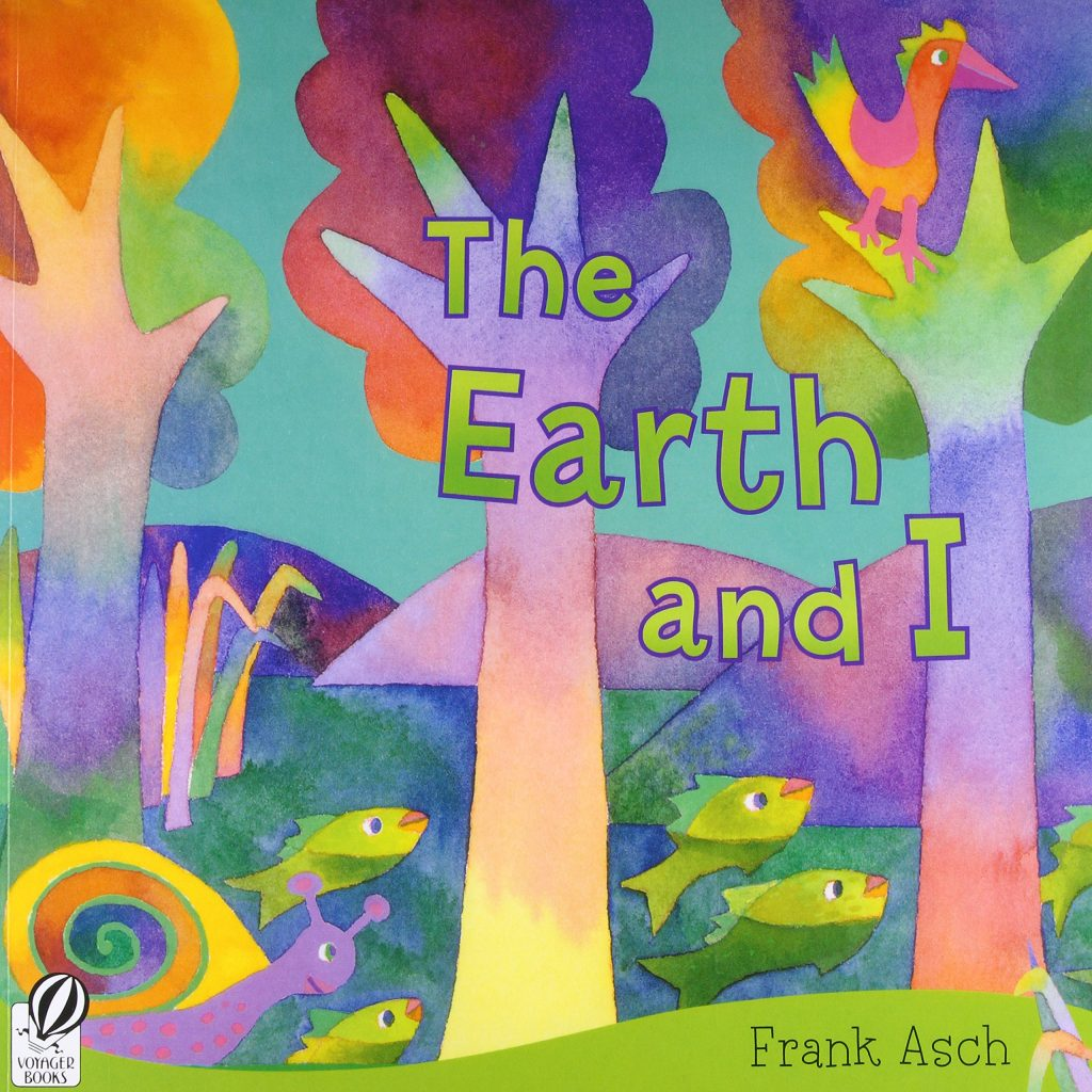 The Earth and I by Frank Asche