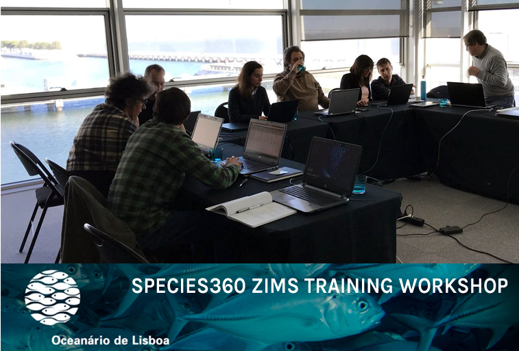 ZIMS Aquatics Workshop – Oceanário De Lisboa