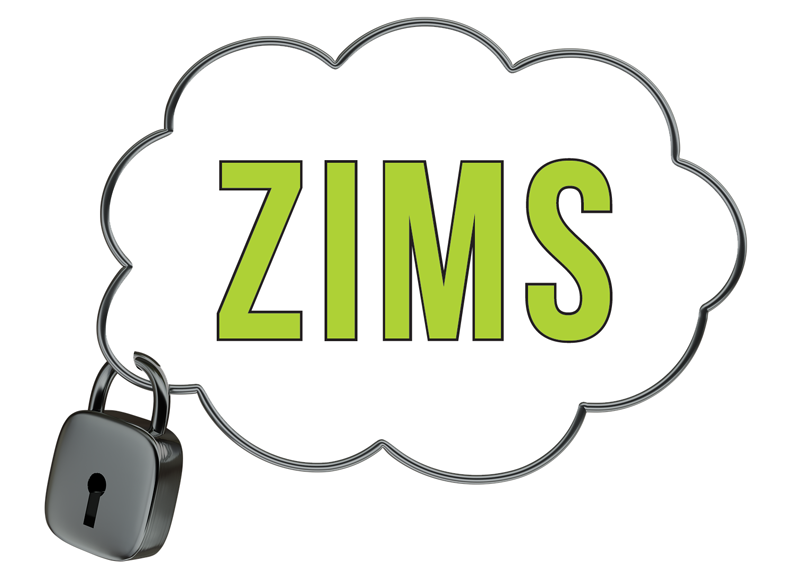 secure ZIMS