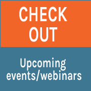 Check out upcoming events and webinars