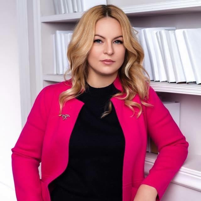 Svetlana Akulova is CEO of Moscow Zoo