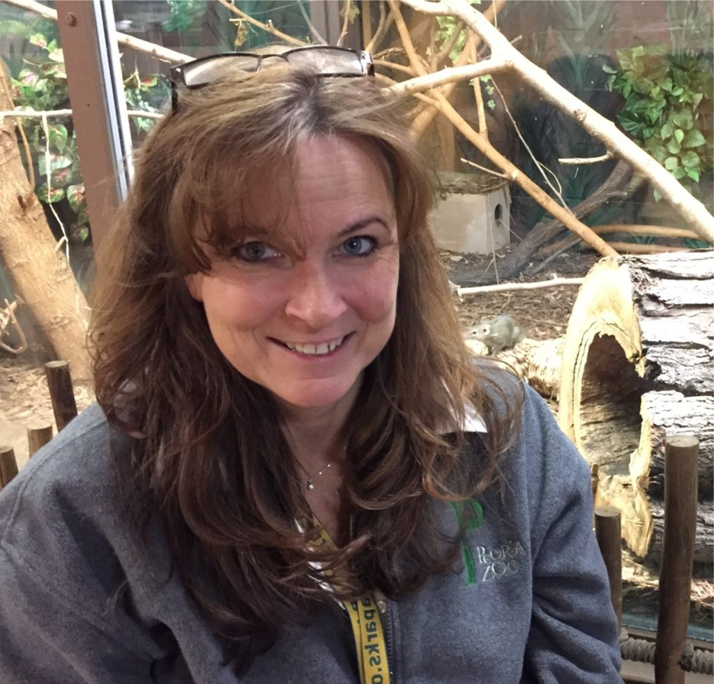"Dawn Petefish, Curator of Collections, Peoria Zoo, says senior staff used ZIMS Care and Welfare to help establish a new Animal Welfare Plan that has ""changed the way we operate."""